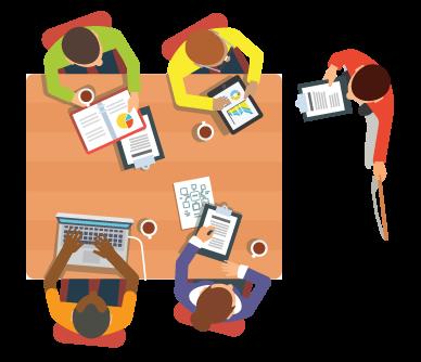 Teacher-s professional development clipart