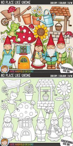 Teachers rock clipart clipart freeuse download Garden Gnome Clip Art: \