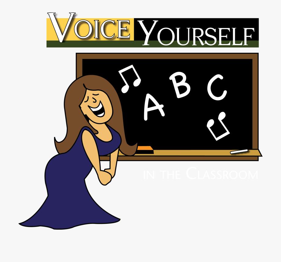 Teachers voice clipart clip free Singer Clipart Voice Lesson - Teacher Singing, Cliparts ... clip free