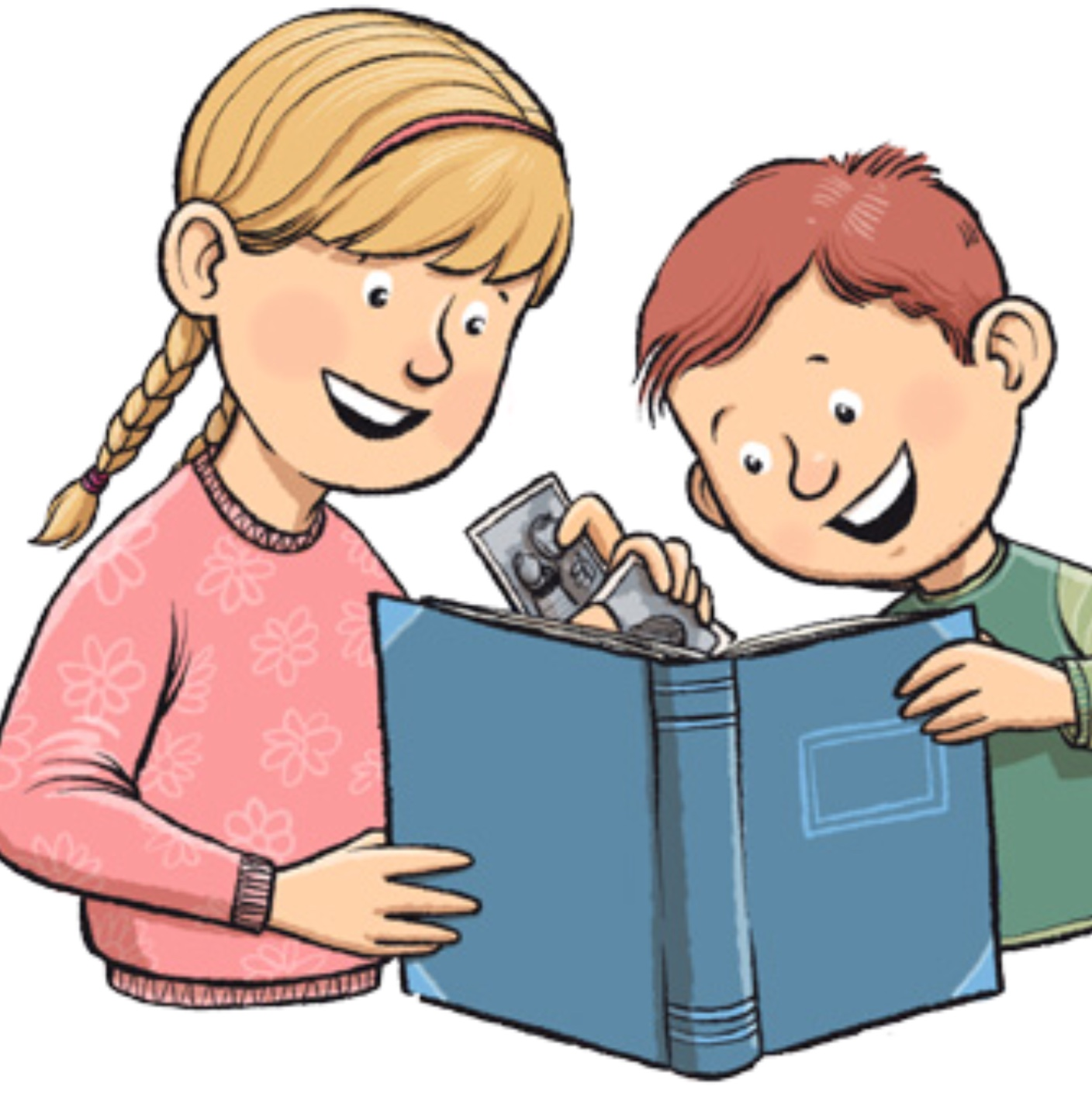 When teaching children clipart