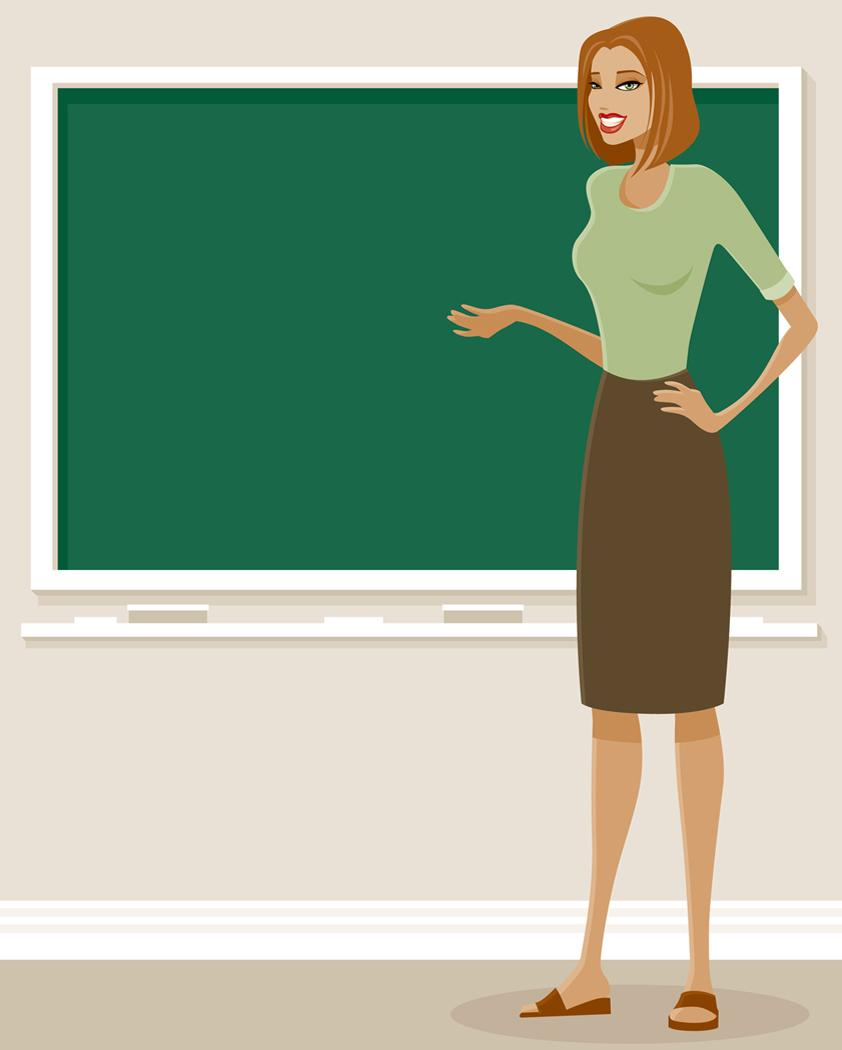 Teaching clipart free banner royalty free Teacher clipart free large images - Clipartable.com banner royalty free