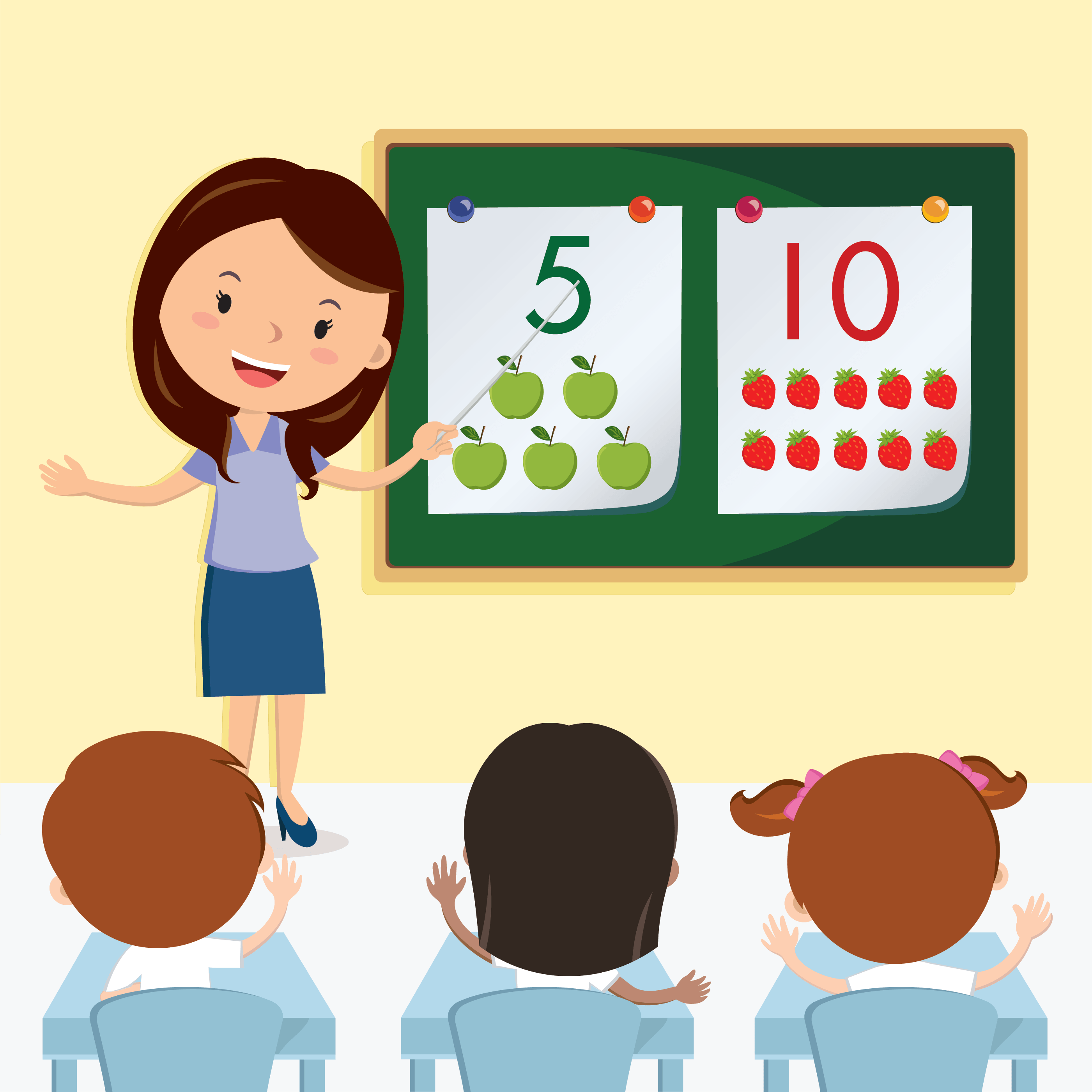 Teaching news clipart image freeuse library Teacher Teaching in the Class | Clipart | PBS LearningMedia image freeuse library