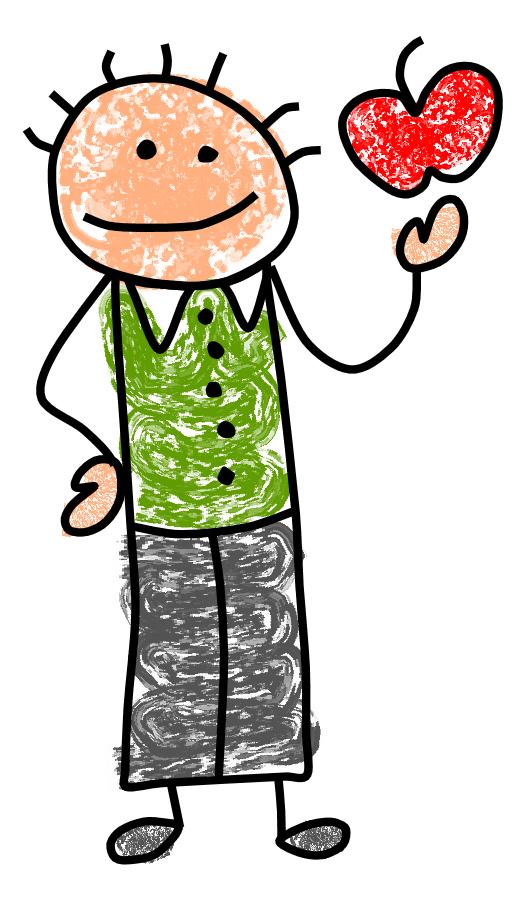Teaching stick figure clipart jpg free Free Family Teacher Cliparts, Download Free Clip Art, Free ... jpg free