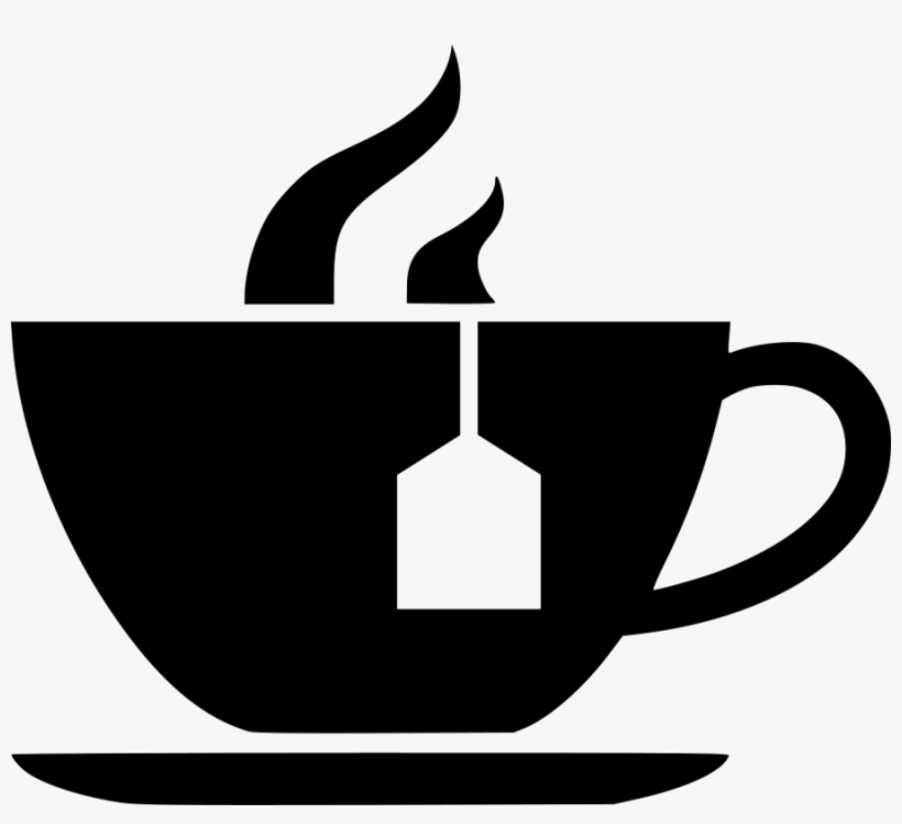 Teacup clipart png png free stock Teacup Png Clipart Tea Coffee Clip Art - Tea Logo Black And ... png free stock