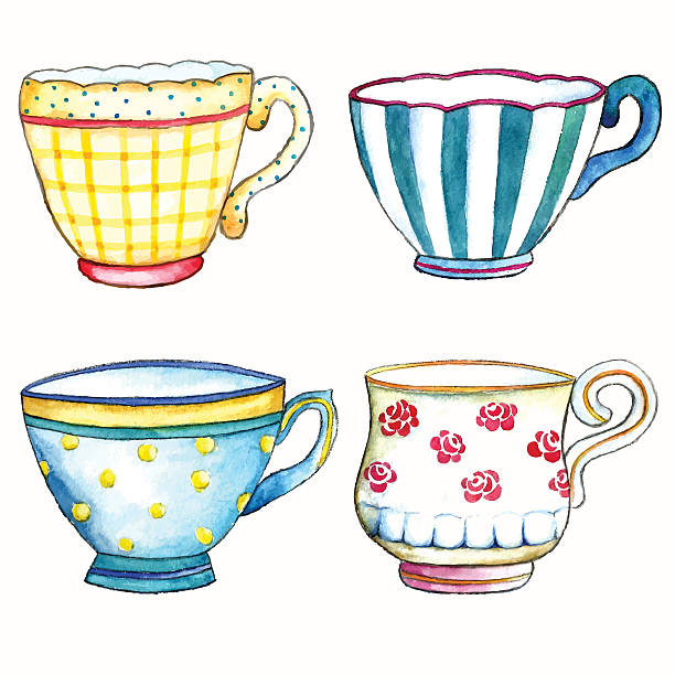 Teacups clipart image royalty free stock Teacups clipart 3 » Clipart Station image royalty free stock