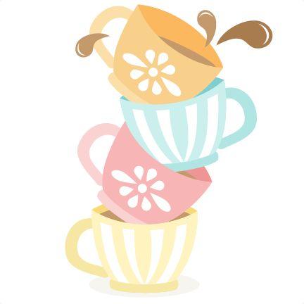 Teacups clipart transparent download Tea Cups Clipart | Free download best Tea Cups Clipart on ... transparent download