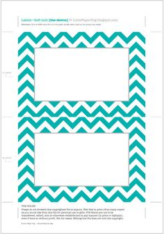 Teal blue chevron border clipart banner black and white download Free Chevron Frame Cliparts, Download Free Clip Art, Free ... banner black and white download