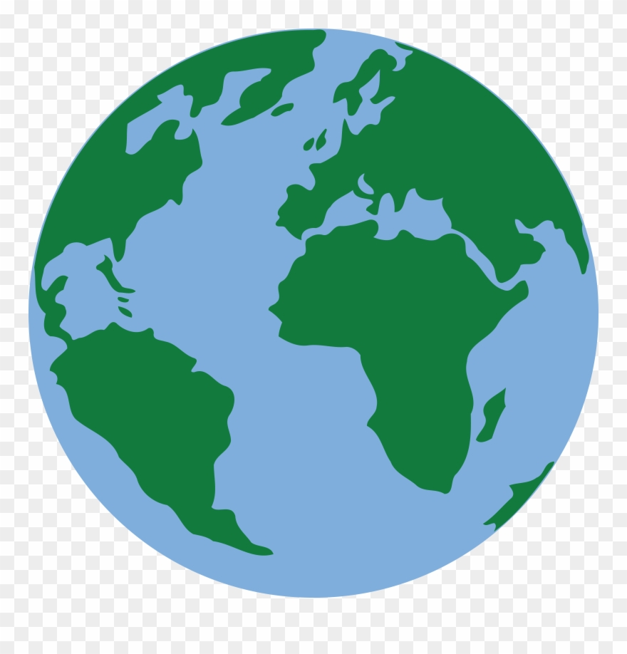 Teal globe clipart picture free download Earth Clip Png Transparent - Globe Clipart Png (#57950 ... picture free download