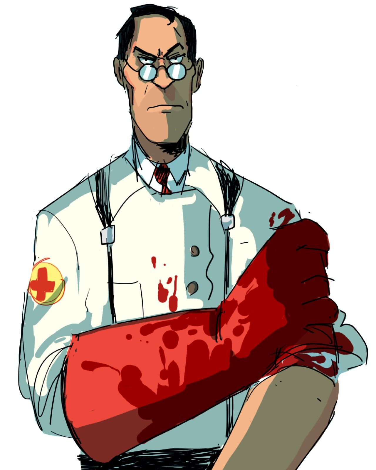Team fortress 2 medic clipart banner royalty free library Pin by Waterlaurel on tf2 | Team fortress 2 medic, Team ... banner royalty free library