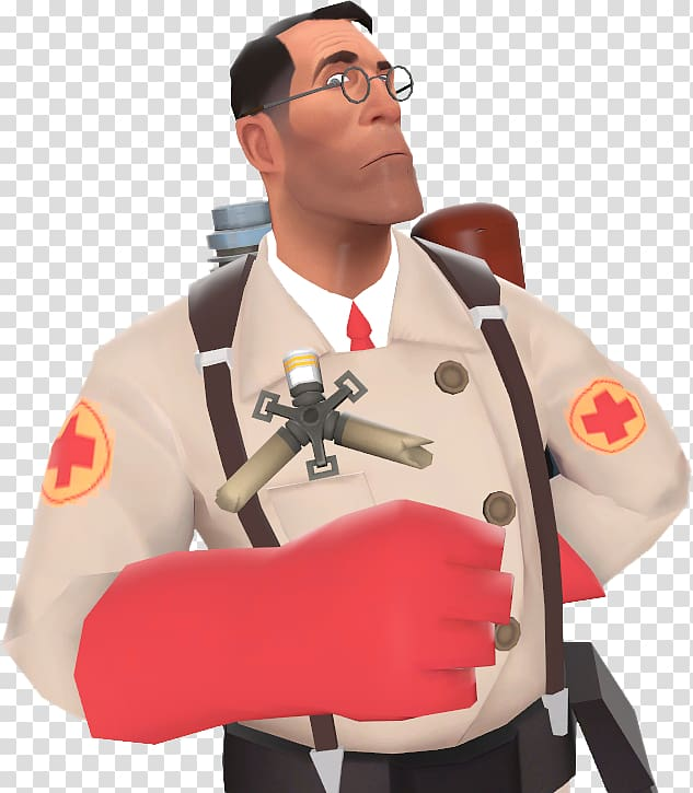 Team fortress 2 medic clipart graphic royalty free Team Fortress 2 Medic Scientist Namuwiki, scientist ... graphic royalty free