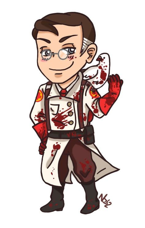 Team fortress 2 medic clipart jpg library library TF2 Medic tattoo idea. | Tattoos | Team fortress, Fortress 2 ... jpg library library