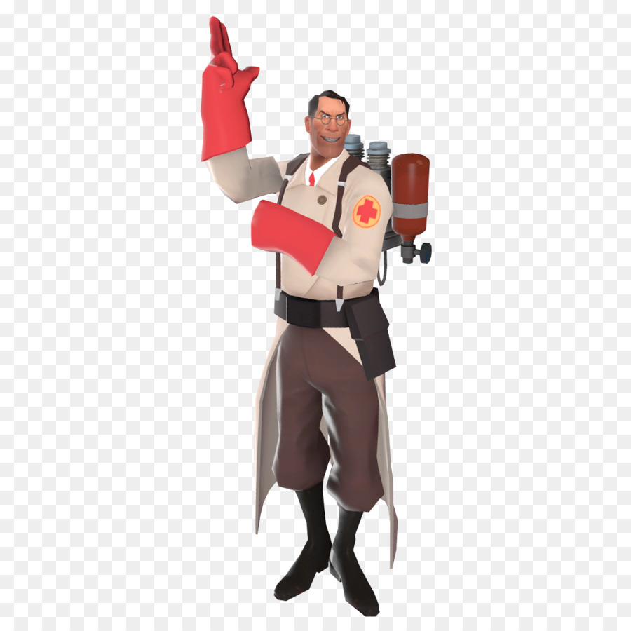 Team fortress 2 medic clipart banner black and white Team Fortress 2 Combat medic Team Fortress Classic Video ... banner black and white