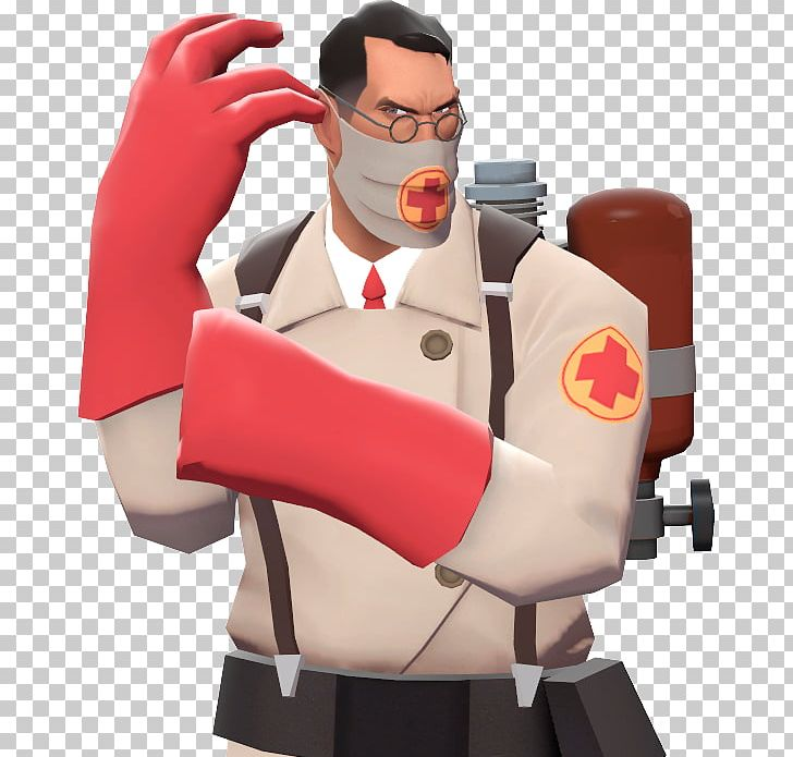 Team fortress 2 medic clipart clipart freeuse Team Fortress 2 Half-Life 2 Medic Physician Mask PNG ... clipart freeuse