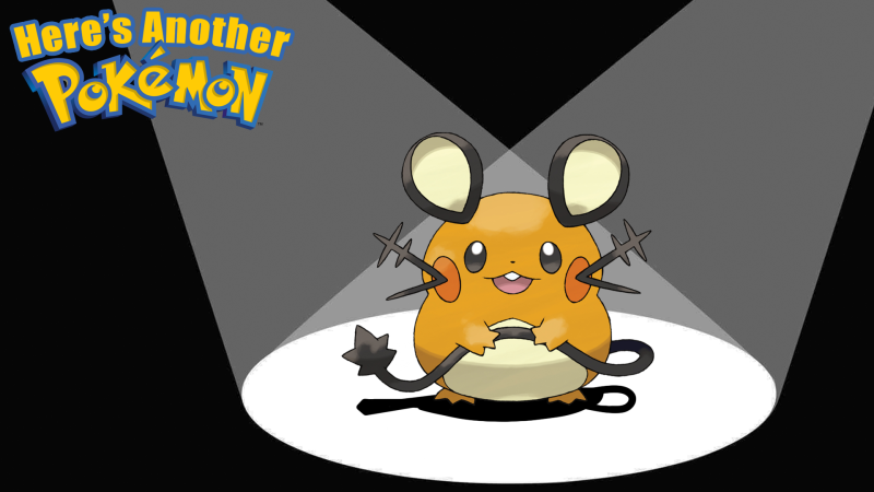 Team up electric pokemon clipart clipart transparent download Dedenne Breaks Into Homes & Steals Electricity clipart transparent download