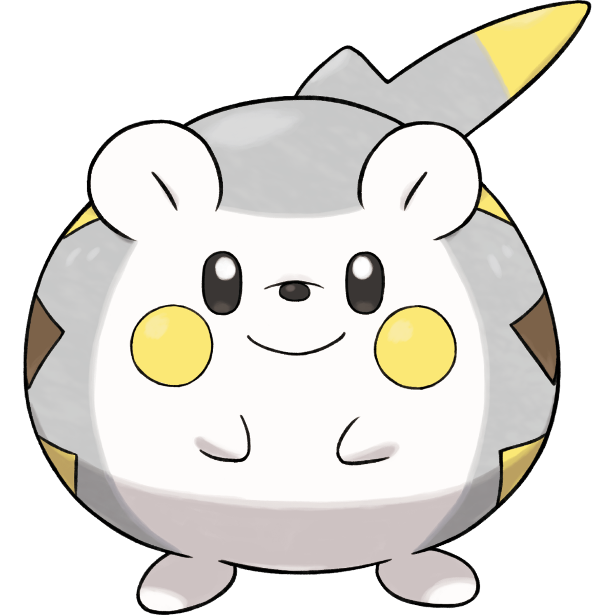 Team up electric pokemon clipart png free library Togedemaru (Pokémon) - Bulbapedia, the community-driven ... png free library