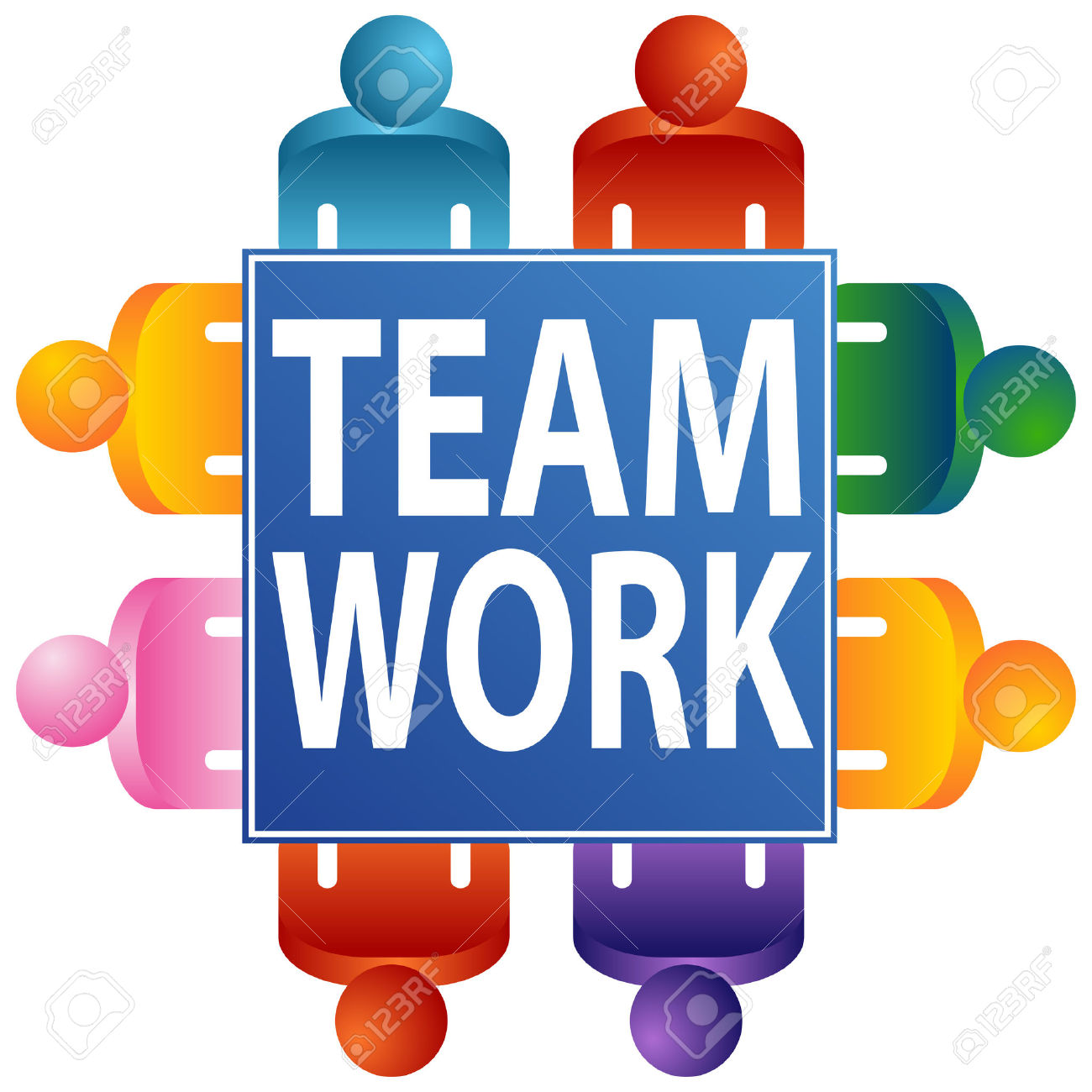 Great teamwork clipart clipart royalty free library Best Teamwork Clipart #13482 - Clipartion.com clipart royalty free library