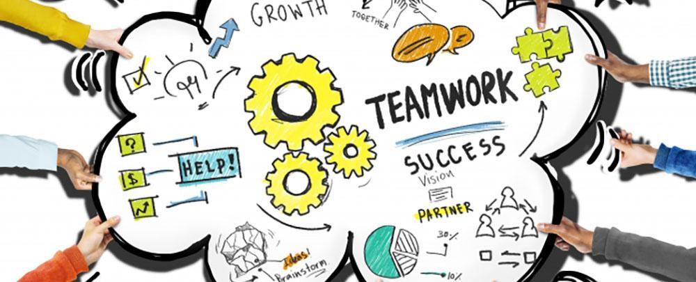 Work for tips clipart jpg download Teamwork Makes The Dream Work\