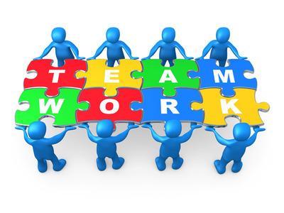 Teamwork make the dreamwork clipart banner transparent Teamwork Makes The Dream Work | Clarence E. Stowers ... banner transparent
