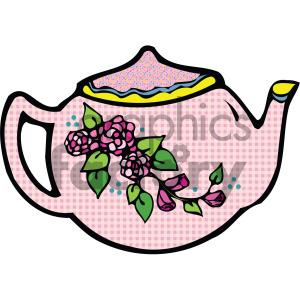 Teapot clipart cartoon svg freeuse stock cartoon teapot clipart. Royalty-free clipart # 405152 svg freeuse stock