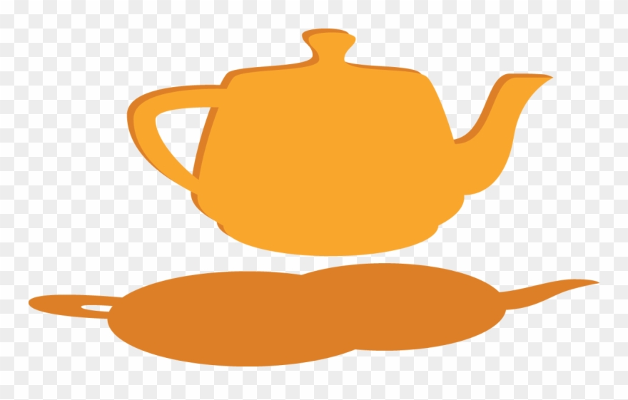 Teapot cliparts jpg library Design In Animation And Computer Graphics - Teapot Clipart ... jpg library