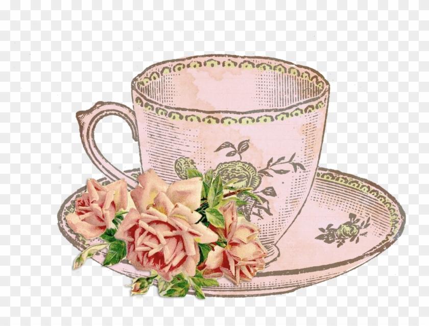 Teapot flower pot clipart graphic stock Tea Party Teacup Teapot Clip Art, HD Png Download ... graphic stock