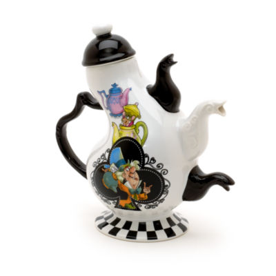 Teapot mad hatter disney clipart clipart free download Alice in Wonderland Mad Hatter's Teapot clipart free download