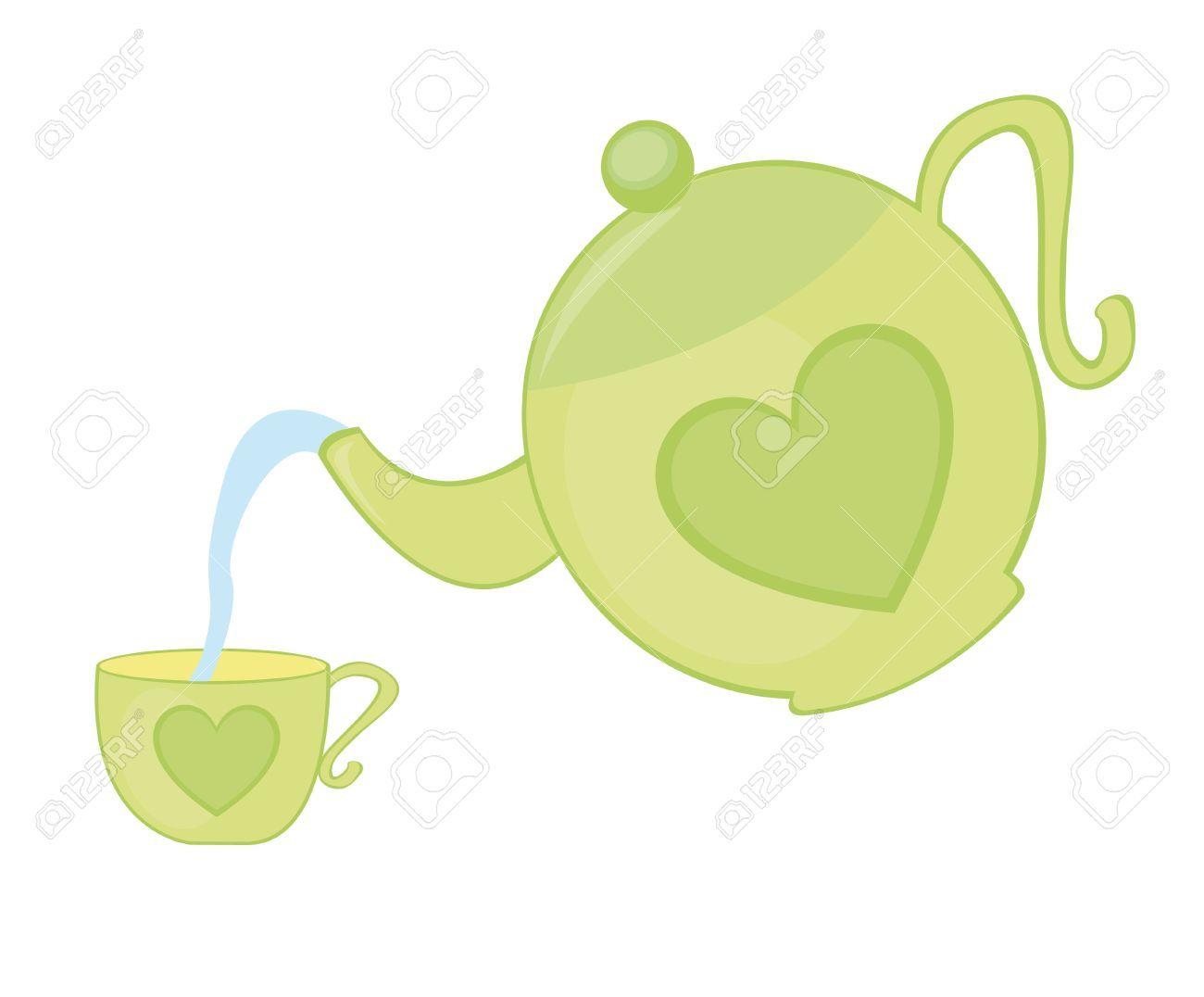 Teapot pouring tea clipart png transparent Teapot pouring clipart » Clipart Portal png transparent