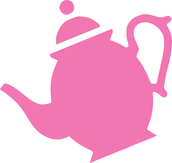 Teapot pouring tea clipart banner royalty free download Teapot Pouring Clip Art at Clker.com - vector clip art ... banner royalty free download