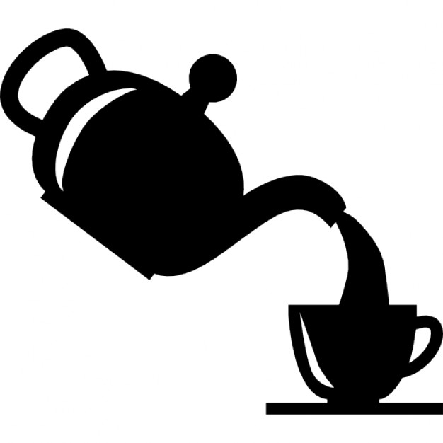 Teapot pouring tea clipart jpg library Free Pouring Teapot Cliparts, Download Free Clip Art, Free ... jpg library