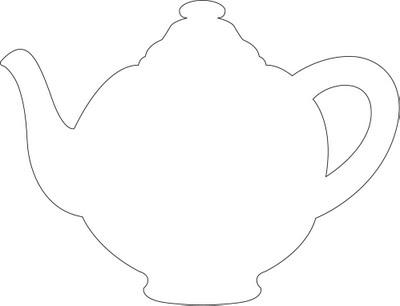 Teapot silhouette clipart clip art library Free Teapot Clip Art Pictures - Clipartix clip art library