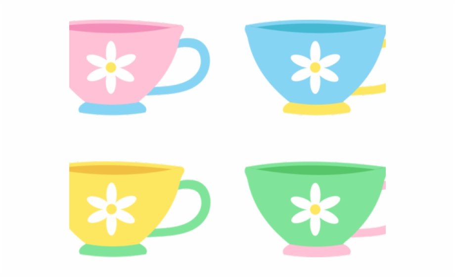 Teapot with cups images clipart graphic free Pastel Clipart Tea Cup - Teapot And Cup Set Clipart ... graphic free