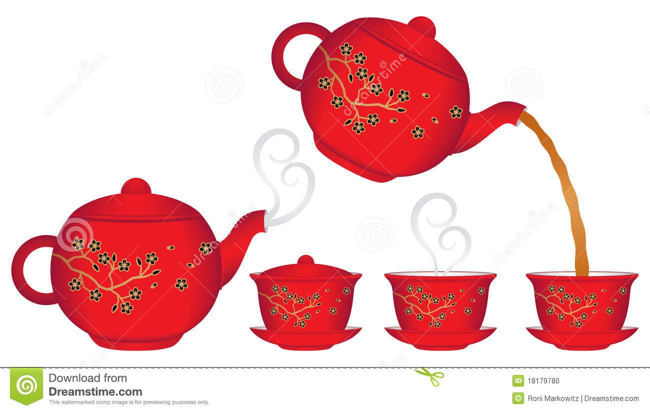 Teapot with cups images clipart clip art royalty free download Teapots And Teacups Drawings Clipart - Free Clip Art Images ... clip art royalty free download