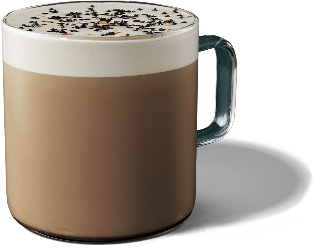 Teavana logo clipart clip art download HD Starbucks Teavana Black Sesame Tea Latte - Cup , Free ... clip art download