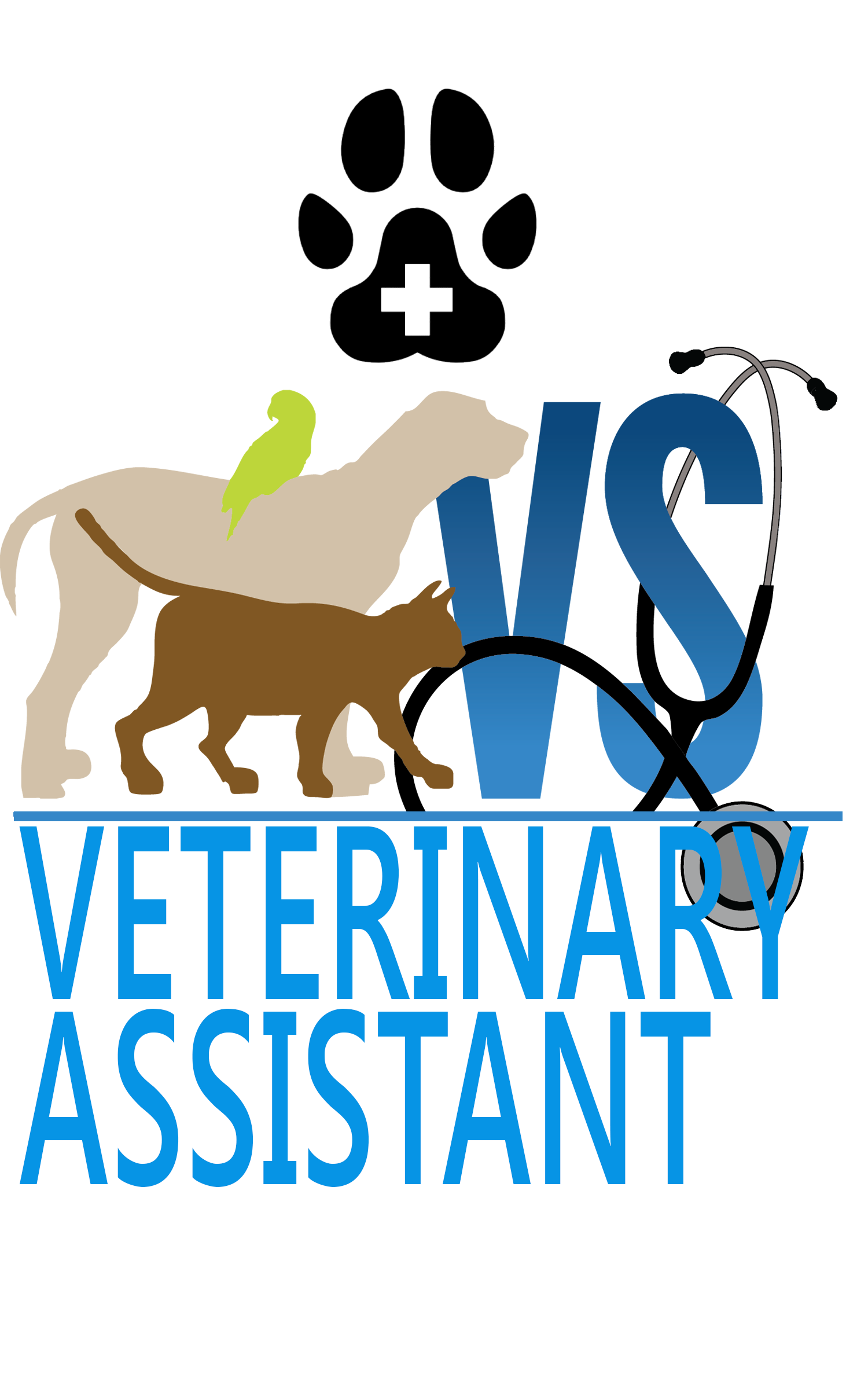 Veterinarian technican clipart
