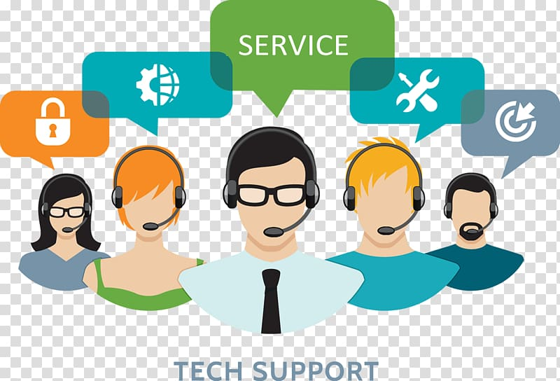 Tech support clipart graphic transparent stock Technical Support Customer Service LiveChat , Computer ... graphic transparent stock