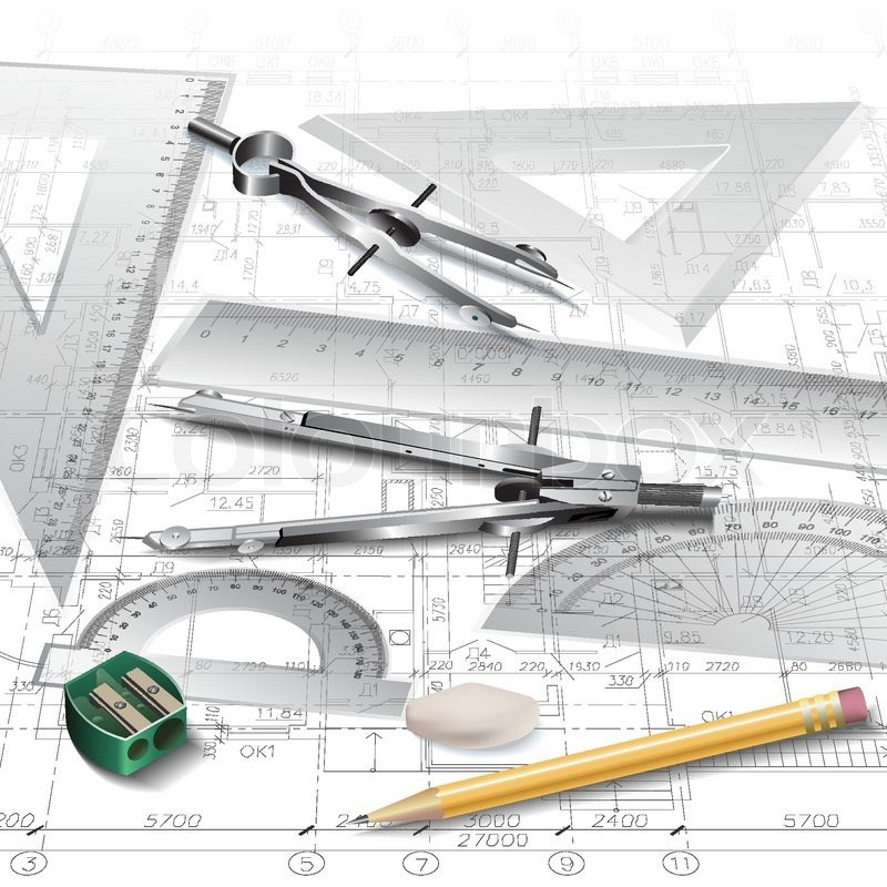 Technical drawing clipart picture royalty free library Technical drawing tools clipart 8 » Clipart Portal picture royalty free library