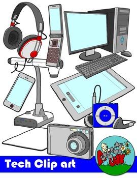 Technology clipart for teachers clip art freeuse stock Technology Tech School Clipart clip art freeuse stock