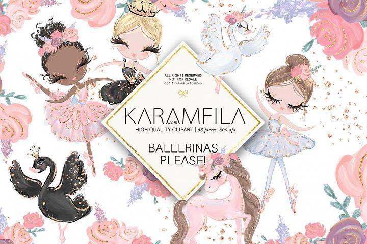Ted baker logo clipart banner free download Ballerina Clipart, Swan Pony in 2019 | KaramfilaS on Design ... banner free download