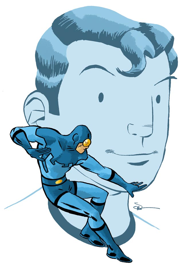 Ted kord clipart picture royalty free Ted Kord (Character) - Comic Vine picture royalty free
