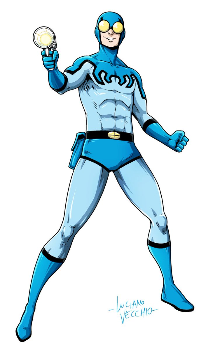 Ted kord clipart vector black and white Luciano Vecchio @Flame Con U195 on Twitter: \