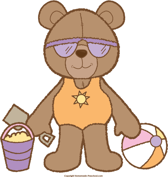 Teddy bear basketball clipart picture library stock Teddy Bear Clipart picture library stock