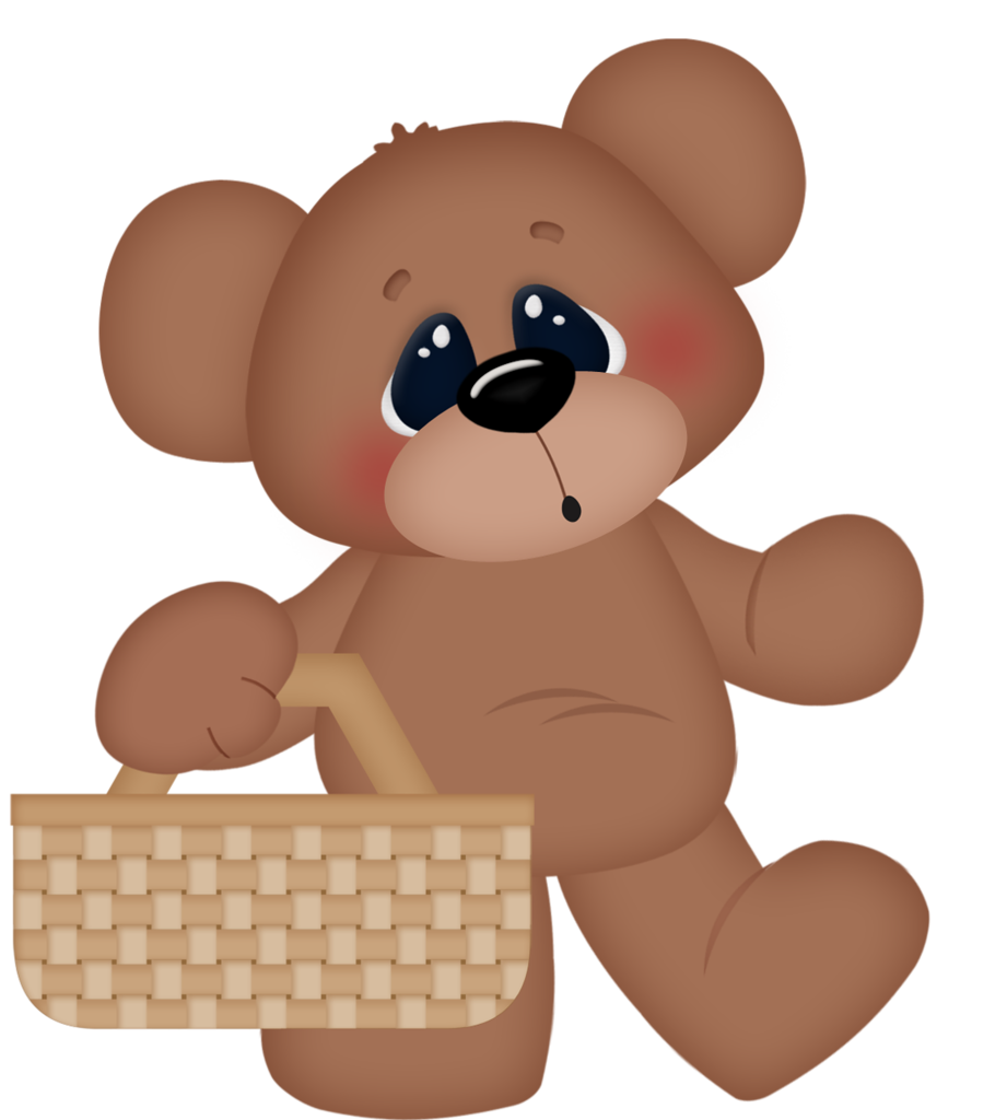 Teddy bear w apple clipart jpg royalty free library Teddy Bear Picnic 6.png | Pinterest | Teddy bear, Bears and Clip art jpg royalty free library