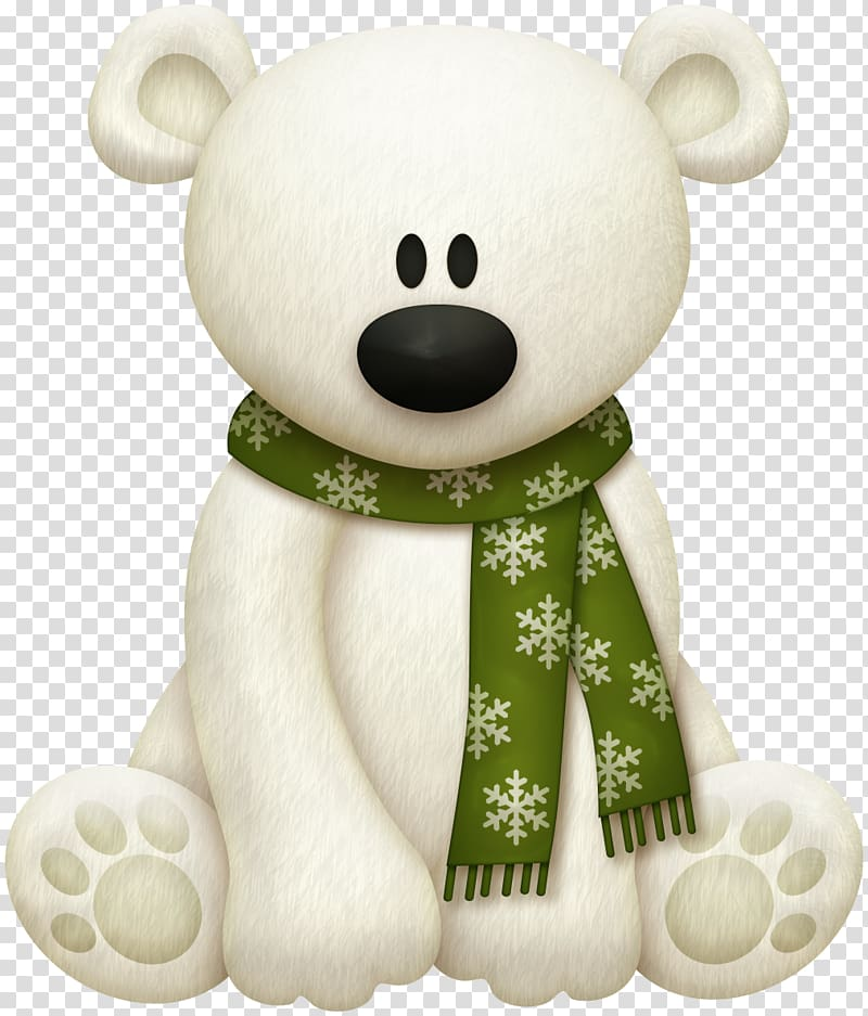 Teddy bear in loving memory background clipart picture free Polar bear , Cartoon polar bear transparent background PNG ... picture free