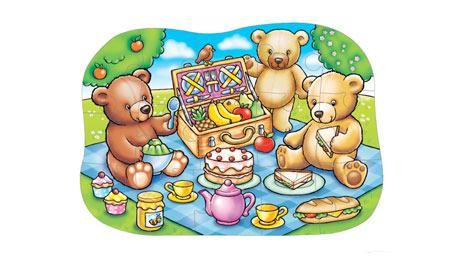 Teddy bear picnic clipart free jpg freeuse library Teddy bear picnic clipart 2 - WikiClipArt jpg freeuse library