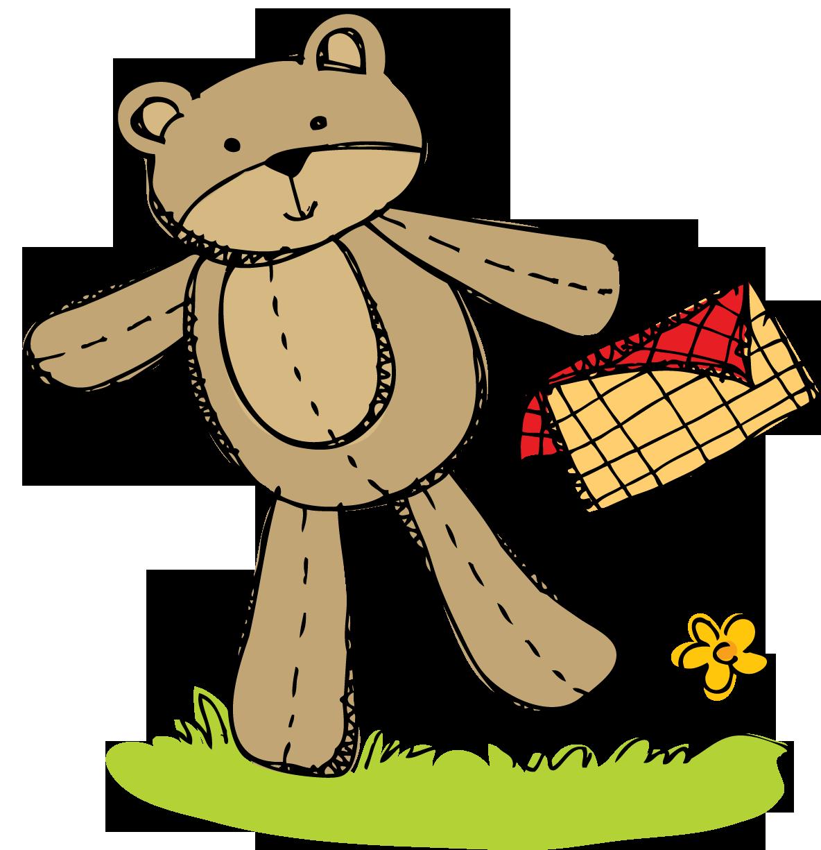 Teddy bear picnic clipart free clipart black and white library Teddy Bears\' Picnic Clip art - picnic png download - 1184 ... clipart black and white library