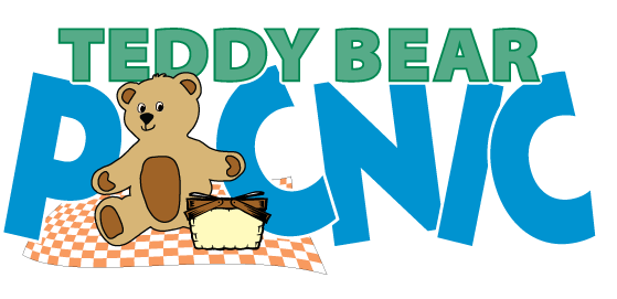 Teddy bear picnic clipart free clip black and white library Teddy Bear Picnic Clipart - Free Clipart clip black and white library