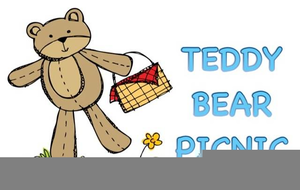 Teddy bear picnic clipart free graphic free library Teddy Bear Picnic Clipart | Free Images at Clker.com ... graphic free library