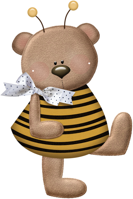Teddy bear w apple clipart png library download abeilles,abeja,abelha,png | Buzzing Bees | Pinterest | Teddy bear ... png library download