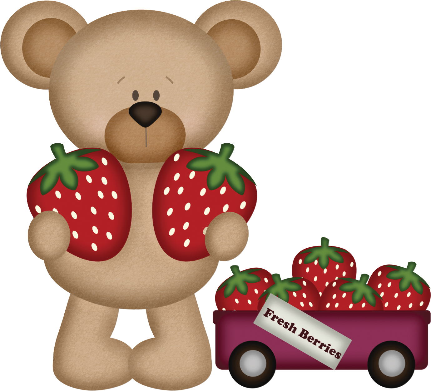 Teddy bear w apple clipart graphic library stock Photo by @duda-cavalcanti - Minus | Ursinho | Pinterest | TES and Photos graphic library stock