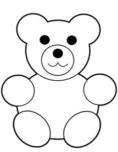 Teddy bear with band aid clipart black and white jpg free stock 16 Best Teddy Bear drawing images in 2019 | Teddy bear ... jpg free stock